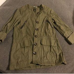 Jackets & Blazers - Military Jacket
